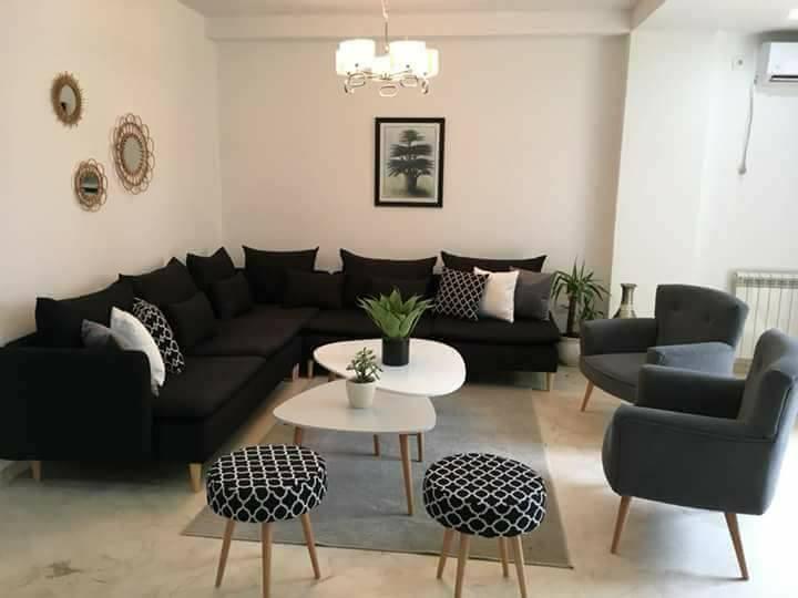 Emejing Fauteuil Salon Moderne Alger Images - House Design ...