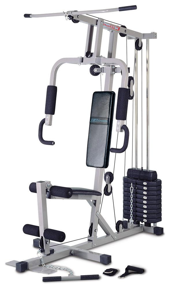banc de musculation proteus studio 3